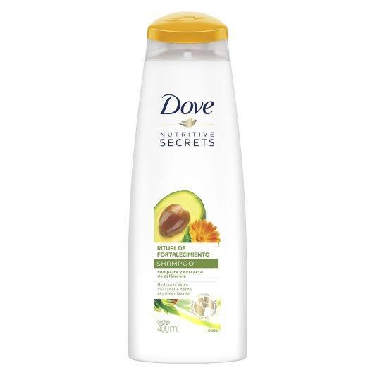 Dove Shampoo Ritual de Fortalecimiento