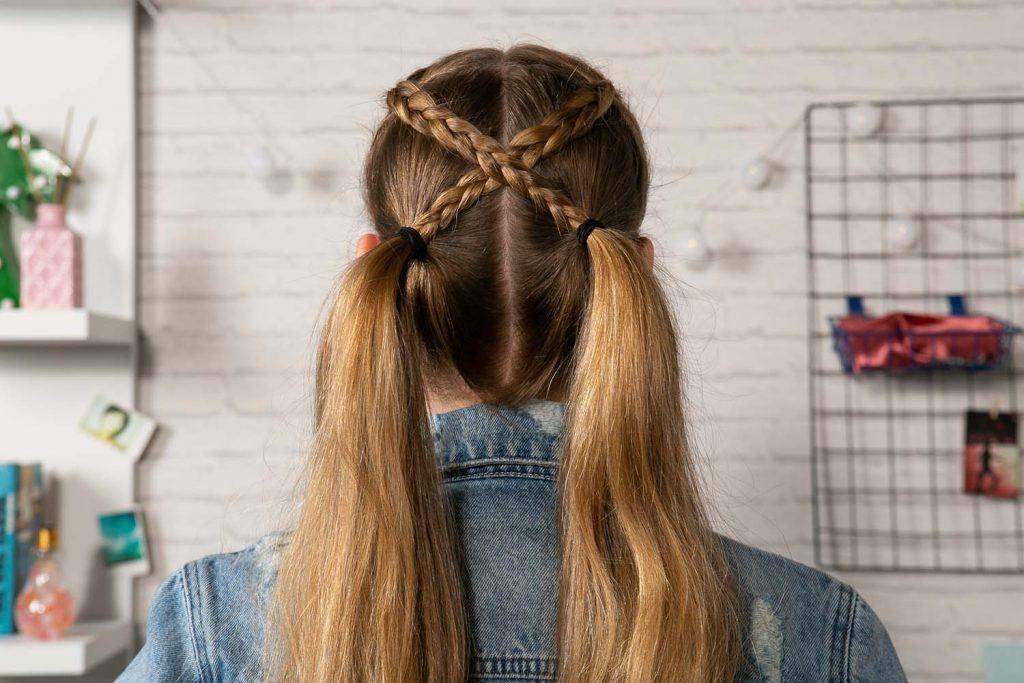 20 Peinados Para La Escuela A Clases Con Estilo Y Actitud