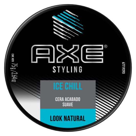 Axe Styling Ice Chill Cera Acabado Suave