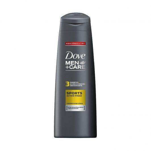 Dove Men+Care Shampoo Sports