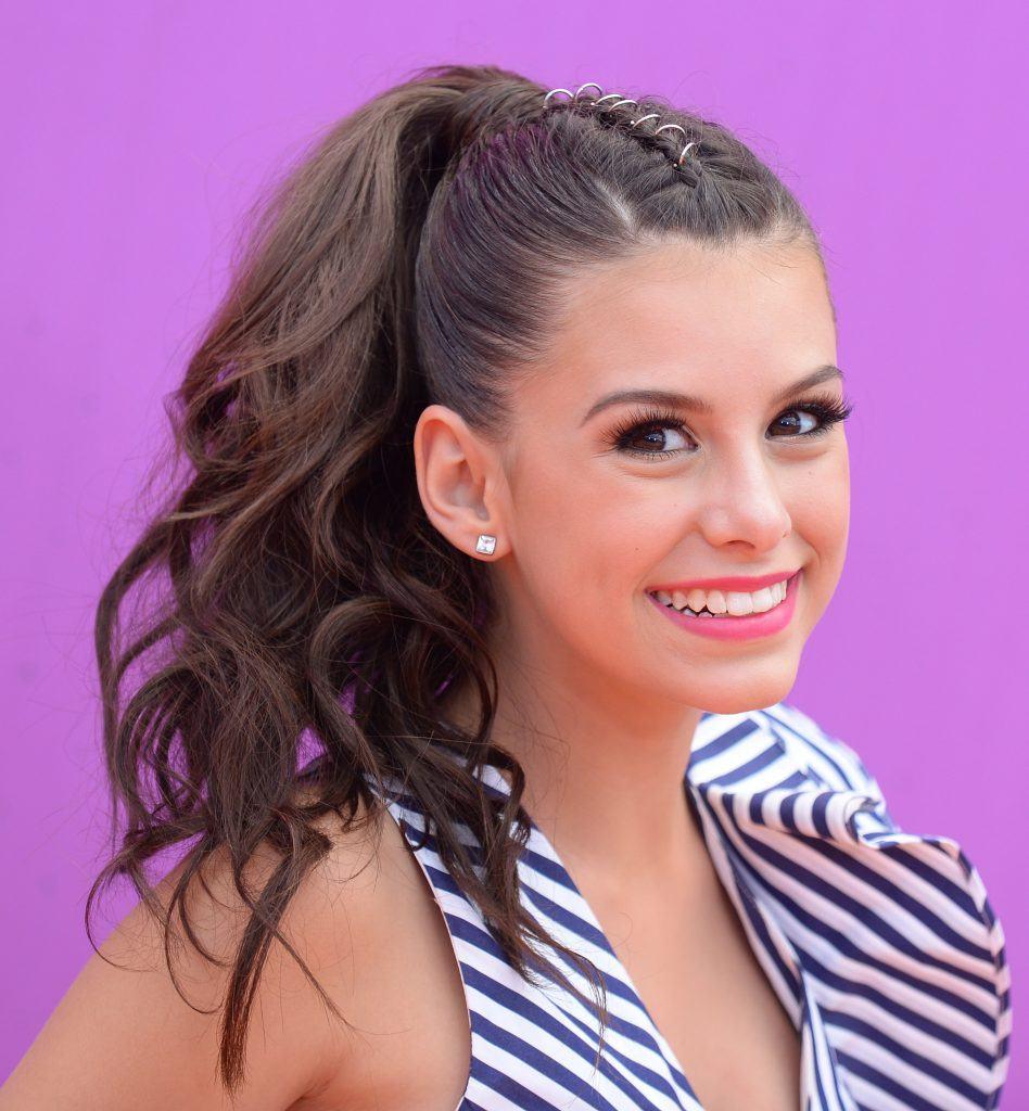 Minimalista peinados con cola alta Galería de cortes de pelo Consejos - 20 Peinados Para Ir A Un 15 Bien Lookeada Y Lista Para Bailar