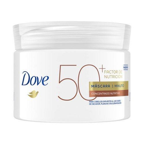 Máscara 1 Minuto factor nutricion 50 de Dove