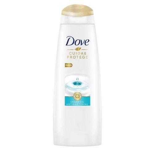 Dove Shampoo Antibacterial