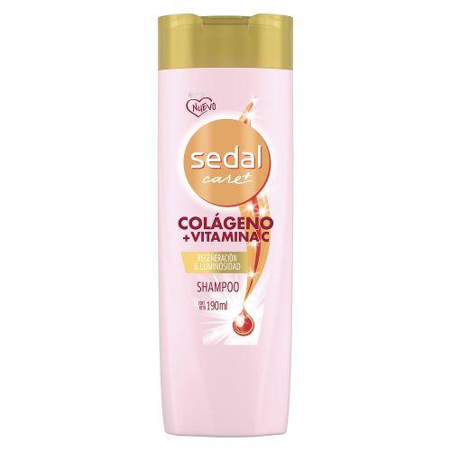 Sedal Shampoo Colágeno + Vitamina C