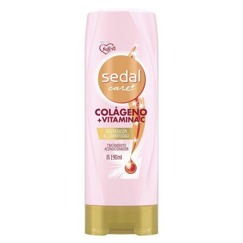 Sedal Acondicionador Colágeno + Vitamina C