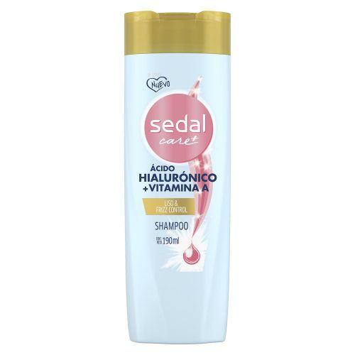 Sedal Shampoo Ácido Hialurónico + Vitamina A