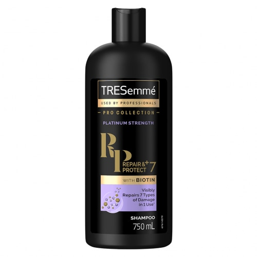 TRESemmé Platinum Strength Repair & Protect 7 Shampoo_front