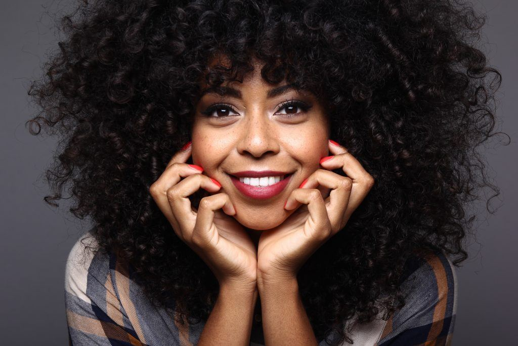 Curly Weaves: Voluminous Curls