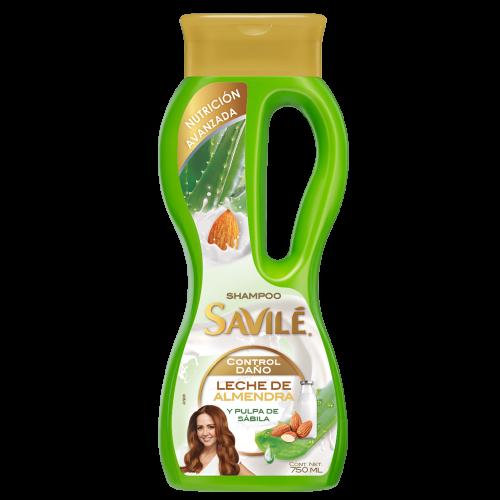 Shampoo Savilé Leche de Almendras