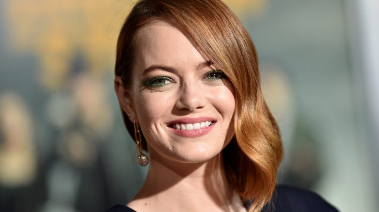 Emma Stone mejor acondicionador para cabello