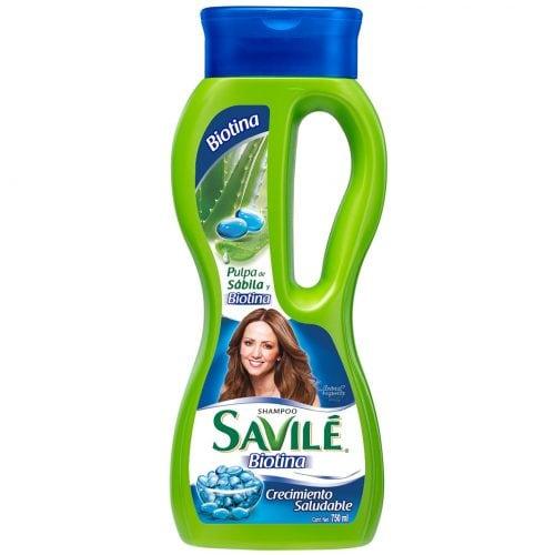 Shampoo Savilé Biotina