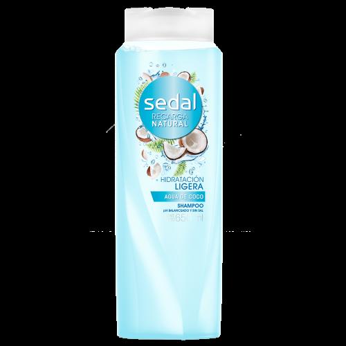 Shampoo Sedal Hidratación Ligera