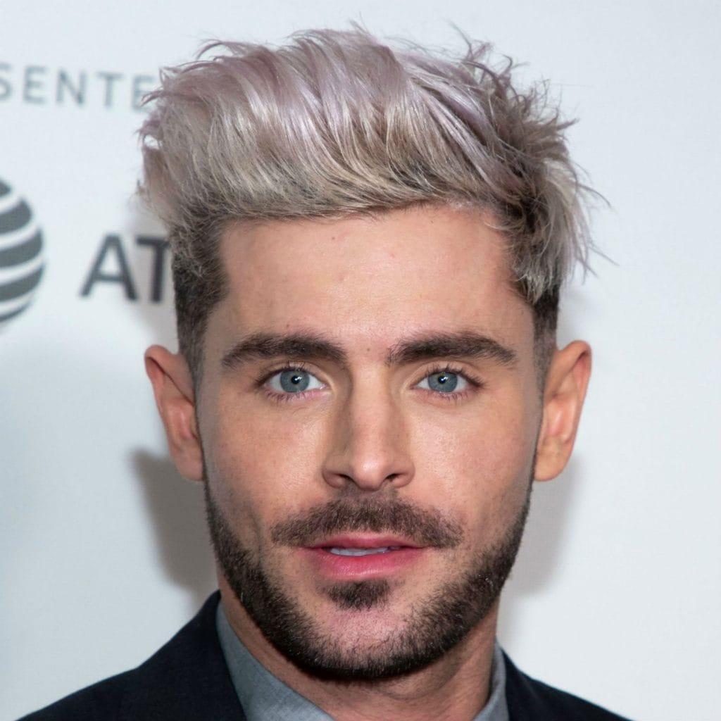 Colores de cabello para hombres que te convencerán de teñirte