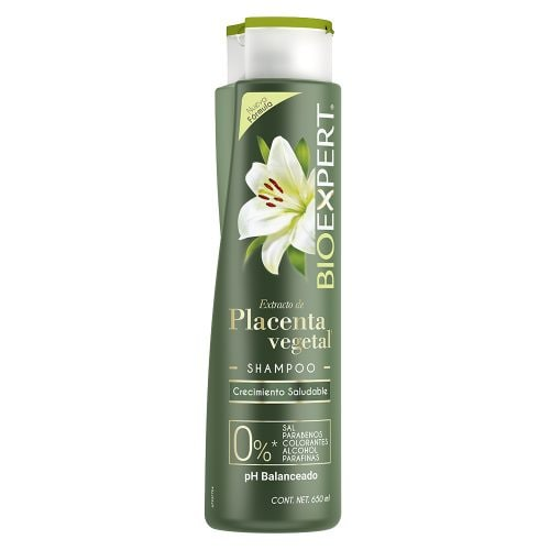 Shampoo Bioexpert Placenta Vegetal