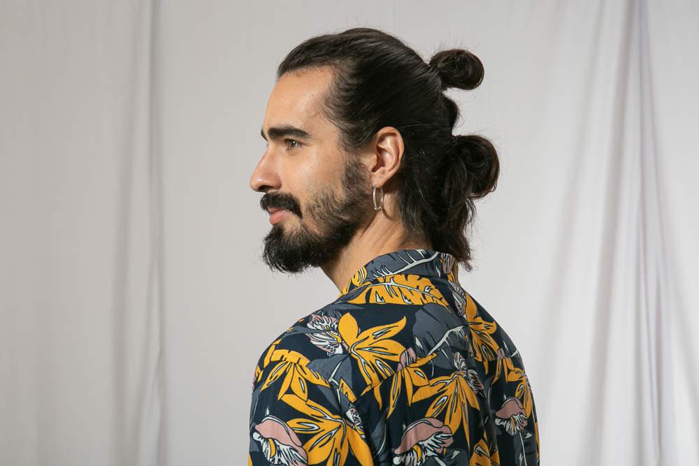 Los Mejores Peinados Para Hombres Con Pelo Largo En 2020