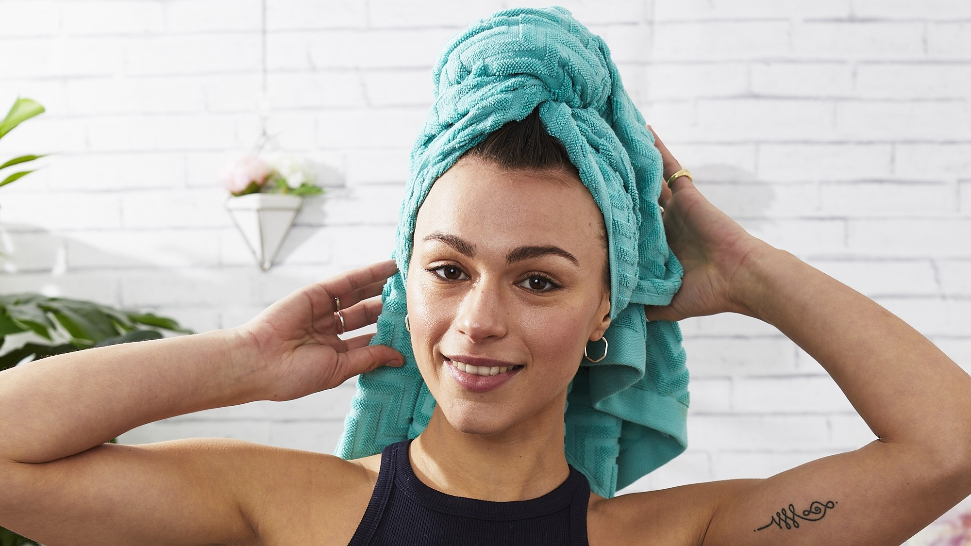 lavar el cabello correctamente