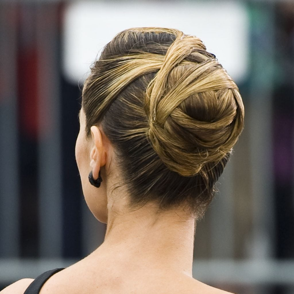Acogedor peinados recogidos Colección de ideas de color de pelo - Peinados recogidos elegantes: 10 estilos sobrios para ...