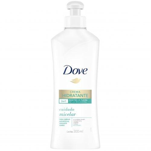 Crema hidratante diaria Dove Cuidado Micelar