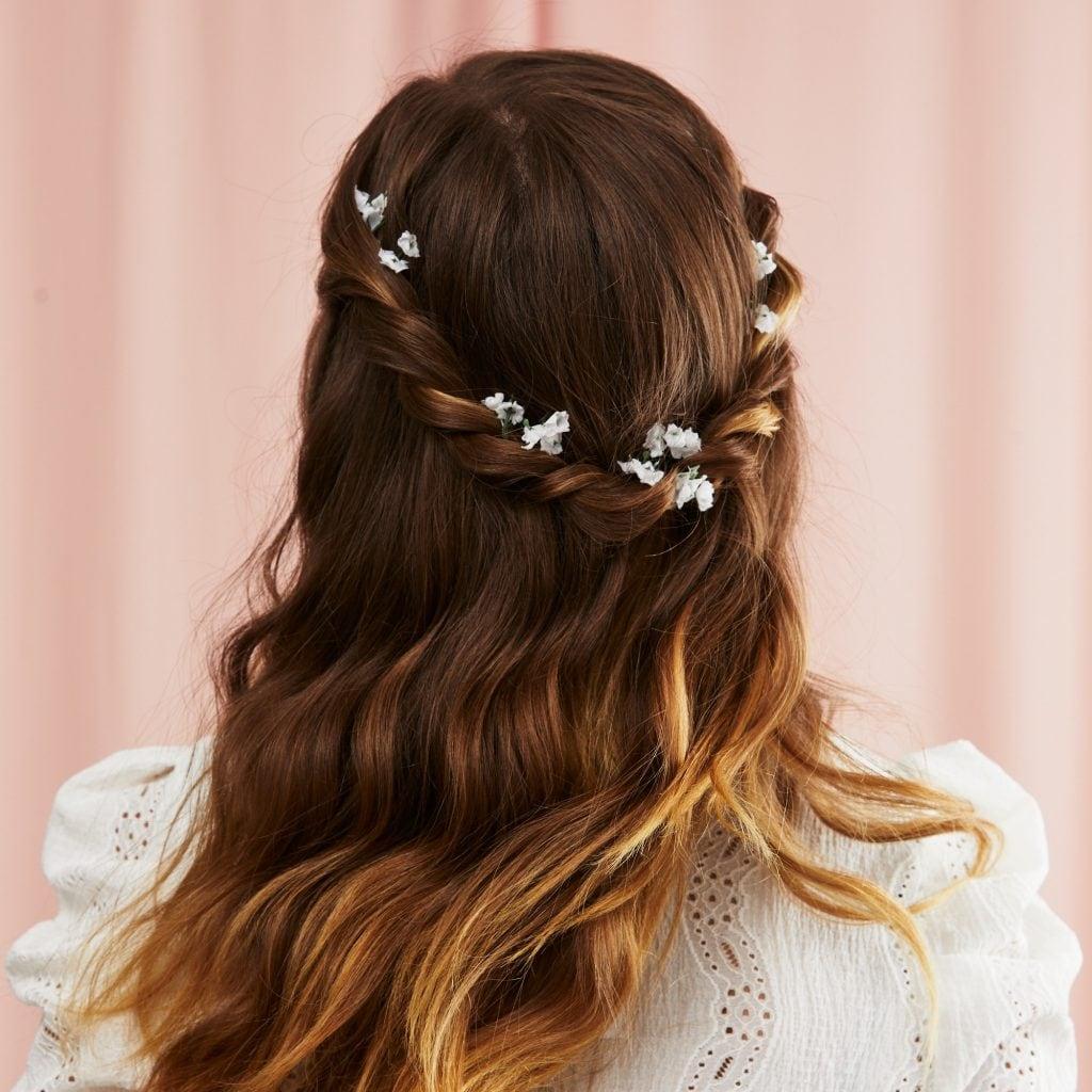 Más cautivador peinados de damas de honor Fotos de cortes de pelo tendencias - Peinados para damas de honor: 10 ideas para lucir en una ...