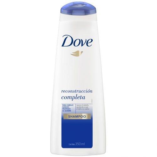 Shampoo Dove Reconstrucción Completa