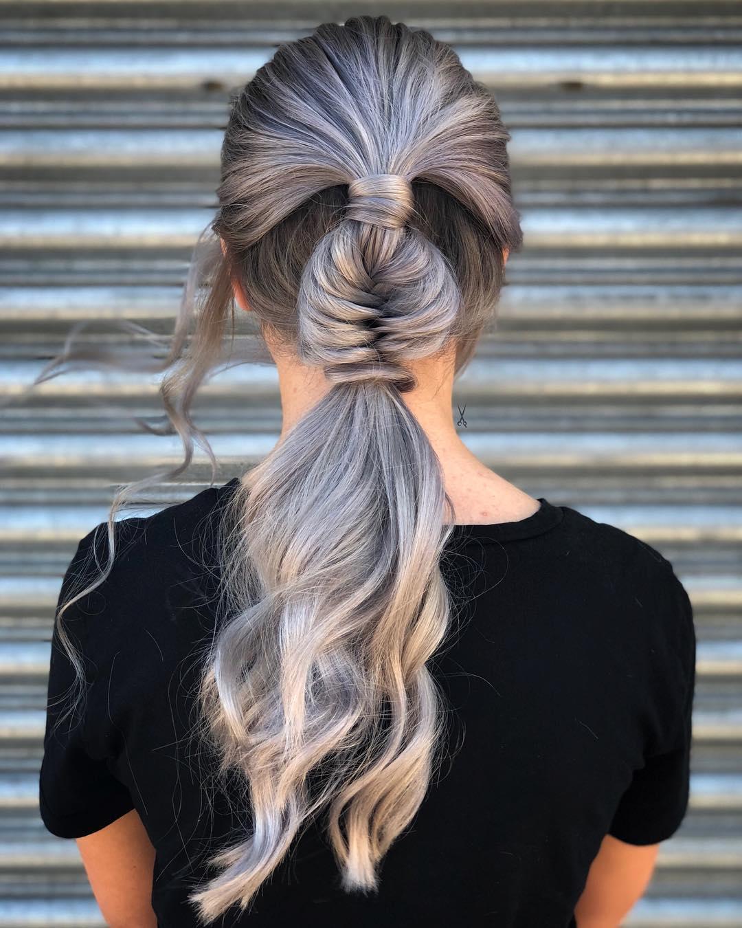 Simple y con estilo peinados vikingos Galería de ideas de coloración del cabello - Peinados vikingos: la tendencia que definitivamente debes ...