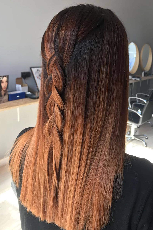 Cómo llevar el cabello cobrizo para morenas y lucir increíble