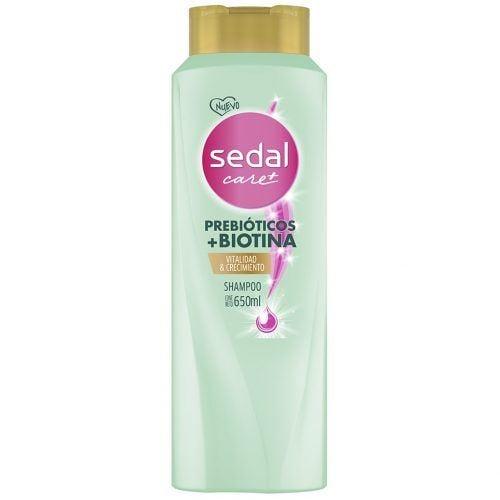 Shampoo Sedal Care+ Prebióticos + Biotina