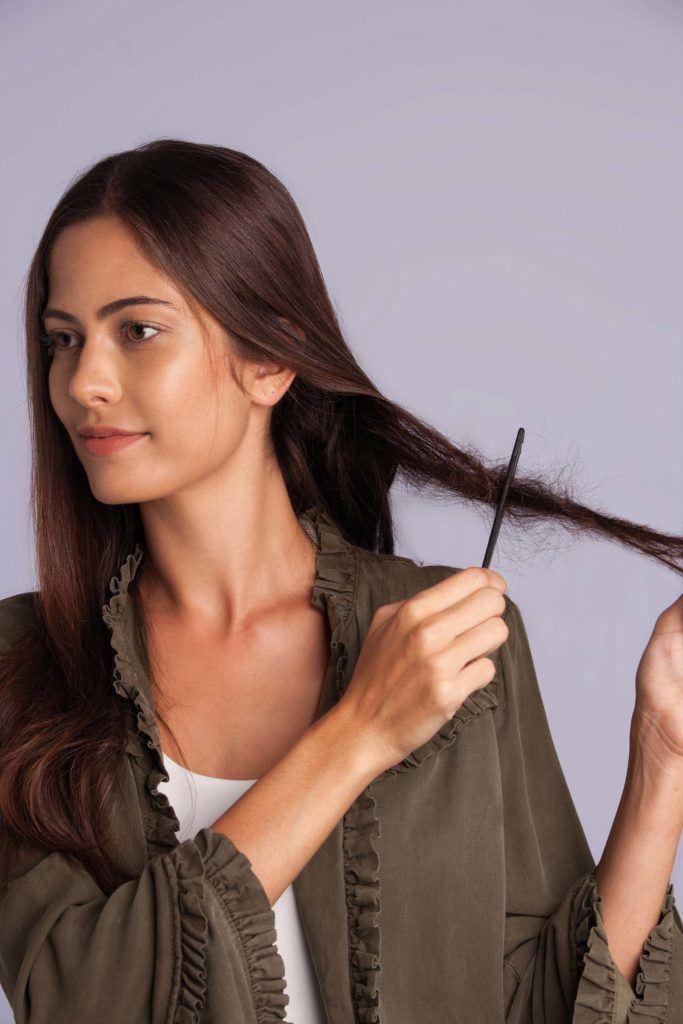 modelo de dreads falsos passo 2