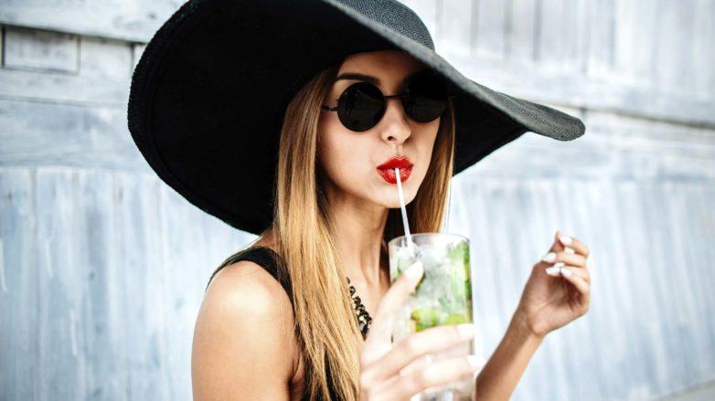 Aprenda receitas de sucos com vitaminas para o cabelo.