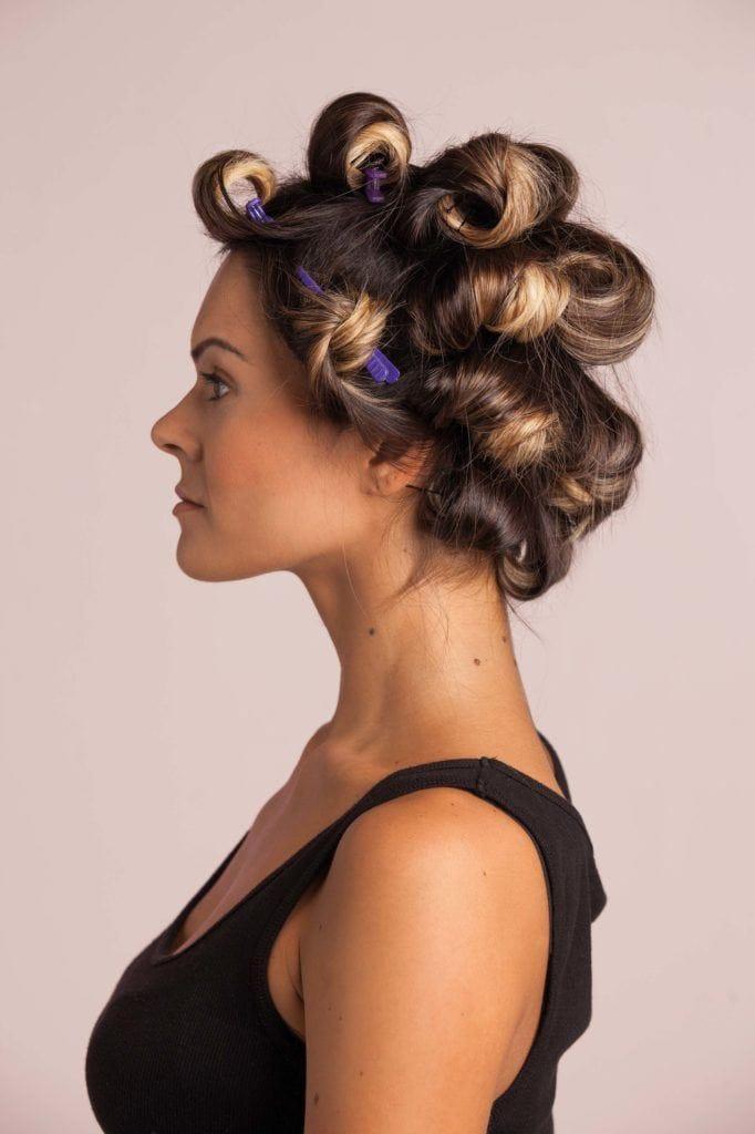 modelo de como deixar cabelo ondulado passo 4
