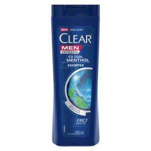 Shampoo Clear Men Ice Cool Menthol