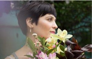 Os cabelos curtos da maquiadora Vanessa Rozan. Crédito: Thiago Dias/Vanessa Rozan/Instagram