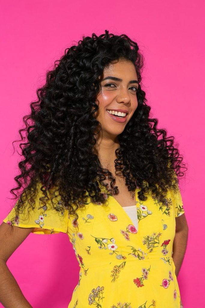 cronograma capilar para cabelo cacheado fios longos