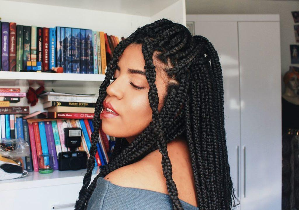 Fatima Amaral Ensina 8 Penteados Para Box Braids Ath