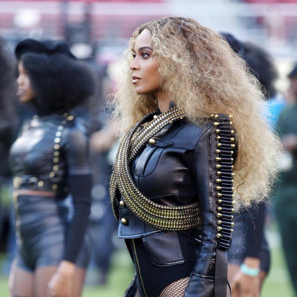 Cabelos da Beyoncé