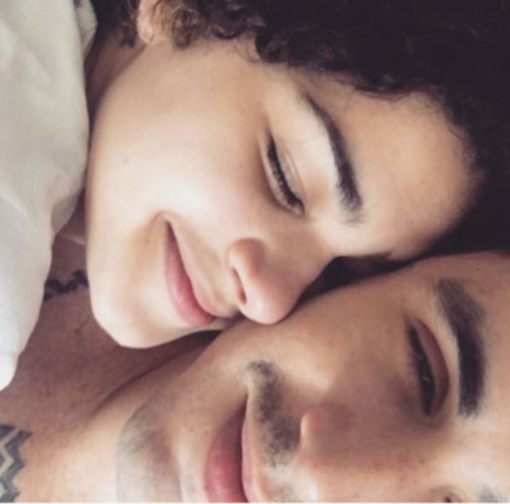 modelo de motivos para amar Gabi Vasconcellos