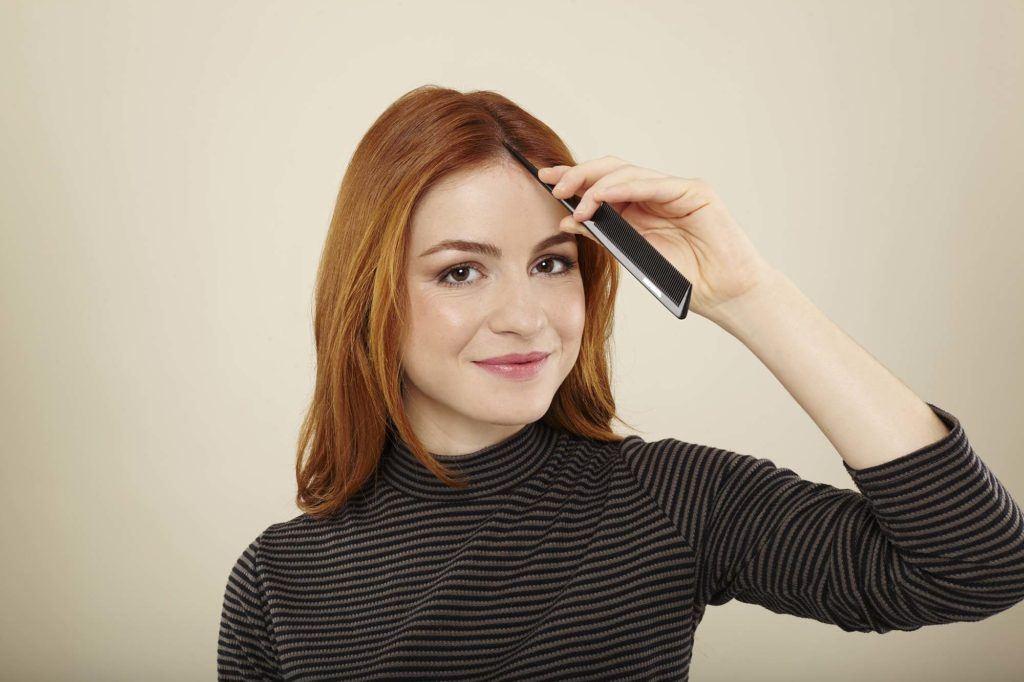 como ondular o cabelo liso