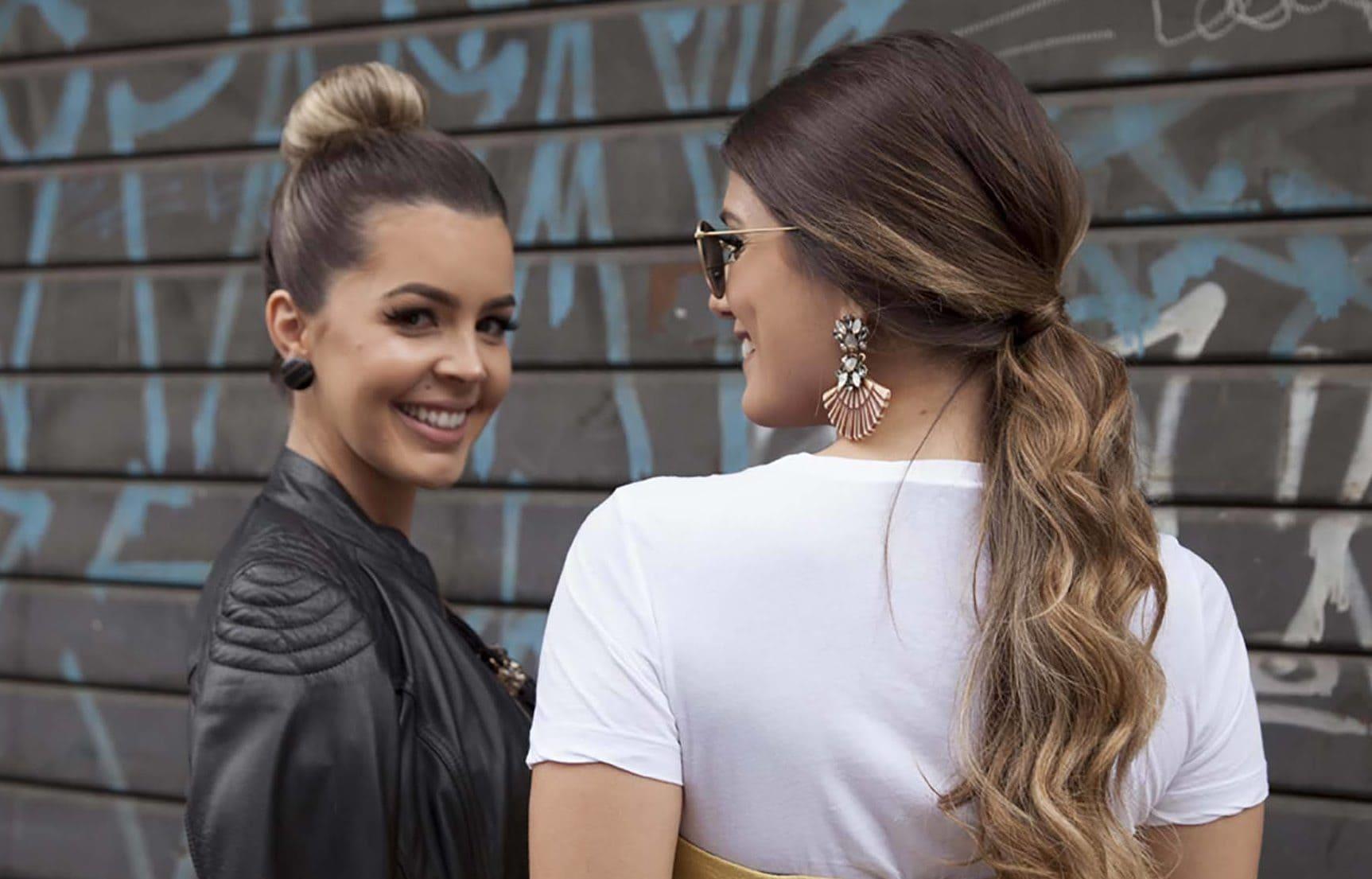 modelo com um dos cabelos femininos 2017