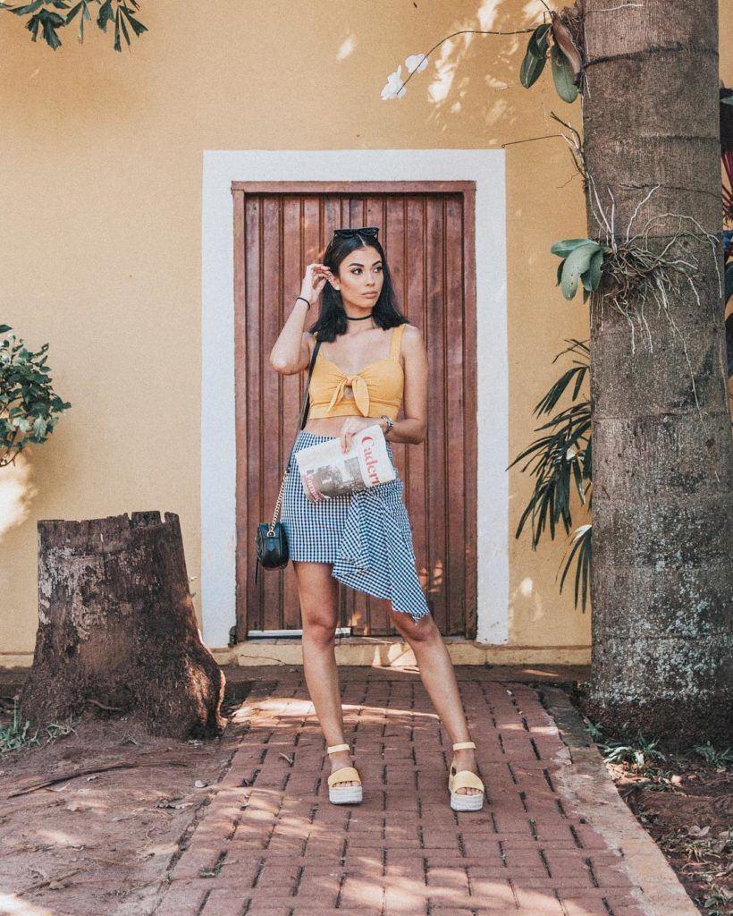 Thalita Ferraz com cabelo curto liso