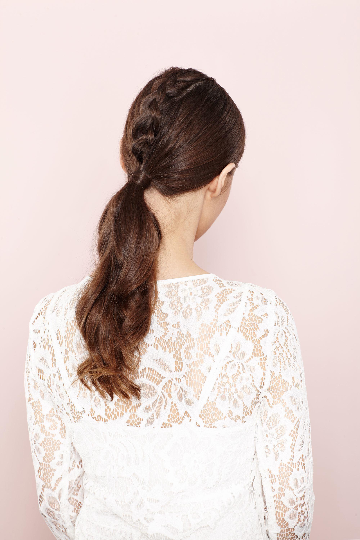 penteados para quem tem muito cabelo