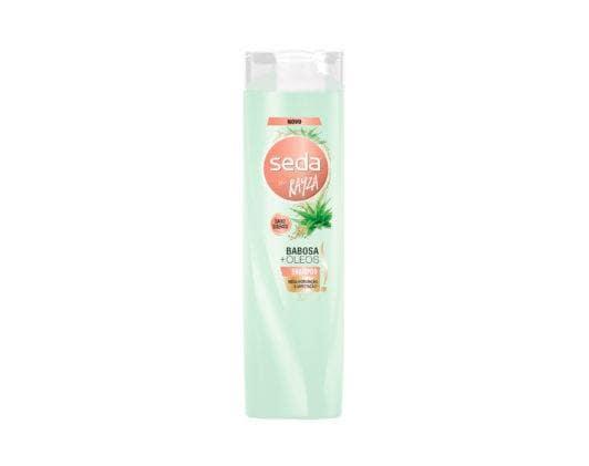 Shampoo Seda By Rayza Babosa + Óleos