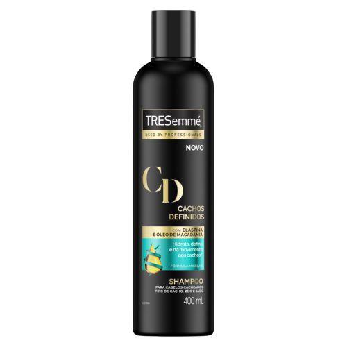Shampoo Tresemmé Cachos Definidos