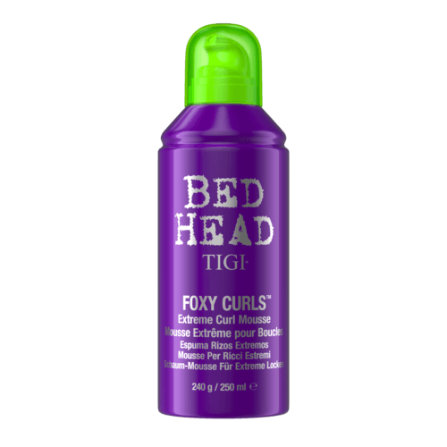 Mousse modelador bed head