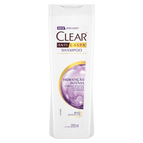 Shampoo Clear Hidratação Intensa