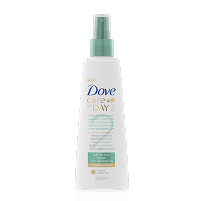 Spray Revitalizador Dove Day 2