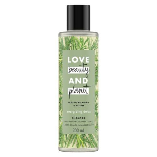 Shampoo Love Beauty and Planet Energising Detox