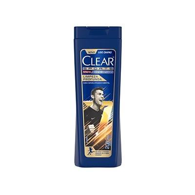 Shampoo Anticaspa Clear Sports Men