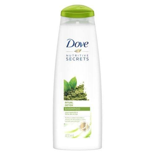 Shampoo Dove Ritual Detox