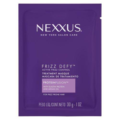 Máscara de Tratamento Nexxus Frizz Defy