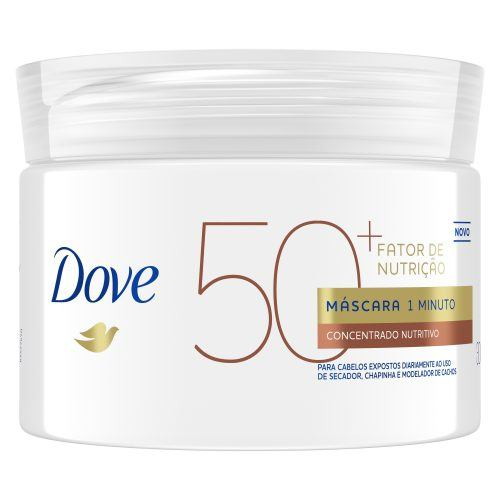 Máscara Dove 1 Minuto Fator de Nutrição 50+